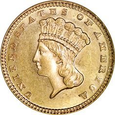 Gold Dollars - 1883 G One Dollar MS