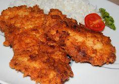 Fokhagymás csirkemell recept foto