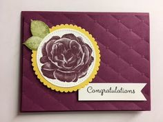 My Creative Corner!: Healing Hugs, Special Celebration, Congratulations Card