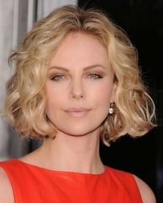 20 Short Haircuts for Curly Wavy Hair