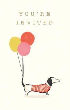 Navy Frank Sausage Dog Design The Art File Address /& Birthday Book