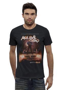 "Футболка Stanley Leads ""Ash vs Evil Dead / Эш против зловещих мертвецов"" от KinoArt - Printio"