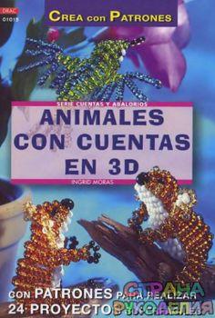Moras I.- Animales con cuentas en 3D-2003 - 3 Июня 2016 - Журналы по рукоделию – Страна рукоделия