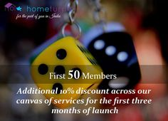 #EarlyBird Offer! Additional 10% #NRI discount. To know more call +91-124-407-8556/visit http://www.hometurph.com