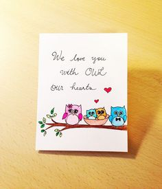 Cute Mothers Day Card Funny We By LoveNCreativity More