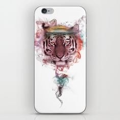 Skins are thin, easy-to-remove, vinyl decals for customizing your device. Skins are made from a patented material that eliminates air bubbles and wrinkles for easy application. Ipod Cases, Mobile Phone Cases, Tiger Spirit Animal, Framed Art Prints, Canvas Prints, Iphone Skins, Vinyl Decals, Duvet Covers, Bubbles
