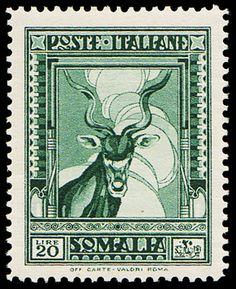 francobolli Somalía 1932 - Buscar con Google