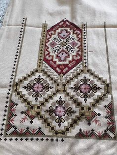 Cross Stitch Art, Cross Stitch Flowers, Cross Stitching, Cross Stitch Embroidery, Cross Stitch Patterns, Sewing Patterns, Bohemian Rug, Crochet, Handmade