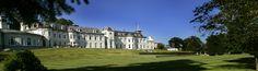 The K Club hotel   http://www.kclub.ie/luxury-country-resort#  KILDARE Hotel Ireland