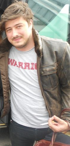 Marcus Mumford, the man who never fails to take my breath away