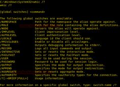 Post Exploitation Using WMIC (System Command)