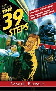 39 Steps, The - Full Length Play, Comedy