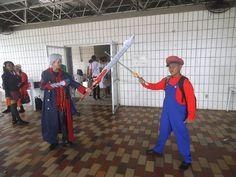 Mario wins!!! \o/