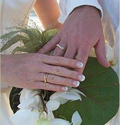 Renew my wedding vows on a beach
