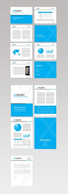 MS Word and PowerPoint templates for a leading player in Windows 8 and Windows Phone advertising by Joemar Concepts