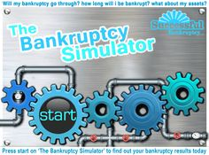 Bankruptcy, Bankruptcy Advice, Bankruptcy UK. The Leading Bankruptcy Site in the UK. Clear 100% of your debt through bankruptcy. 100% Successful Bankruptcy Record. If you are struggling to make repayments to your debts then clear them through bankruptcy and give yourself a clean slate. Bankruptcy Services available to anyone living in the UK. Bankruptcy Assistance can be given to help you from day one to your successful bankruptcy.