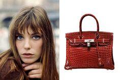 JANE BIRKIN WANTS TO REMOVE HER NAME FROM THE BIRKIN BAG #Crocodile, #Fashion, #JaneBirkin, #Skin