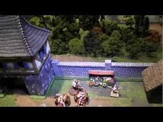 HackMaster - Gaming Room with Dwarven Forge