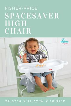 high chairs for small babies mid century modern chair legs 42 best booster seats big baby space images fisher price geometric print hook on light gray white meadow green geo
