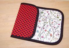 waterproof changing pad for diaper bag.
