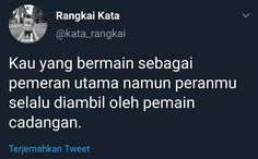 Mood Quotes, Life Quotes, Quotes Indonesia, Hijab Fashion, Haha, Jokes, Humor, Wallpaper, Twitter