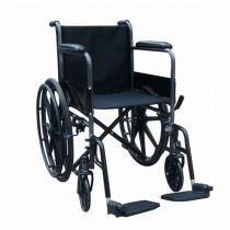 Steel Wheelchair Detachable Footrest