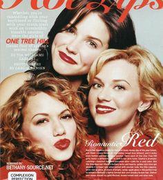 Joy, Sophia, and Hilarie