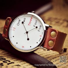Mens Watch WGL0105WHITE by WatchGlory on Etsy