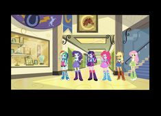 Equestria Daily - MLP Stuff!: MLP Spinoff Series? (Rumor)