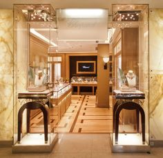 Chopard Boutique at Harrods.