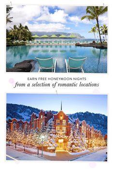 Romantic honeymoon destinations with Starwood Hotes: http://www.stylemepretty.com/2015/02/18/honeymoon-with-starwood-hotels-resorts/