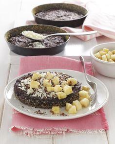 Tortine di banane e cioccolato - Scuola di cucina - Donna Moderna