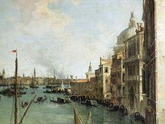 129 Hacia el fondo, las cúpulas y las torres que recuerdan la gloria de Venecia #Thyssen140 pic.twitter.com/RWbHtwUUbf