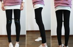 Fashion Hello Kitty Trousers Ladies Slim Pants Elastic Hello Kitty Leggings for Woman