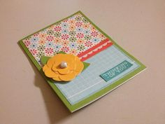 Beautiful Handmade Thinking of You Card with by originalsbyem Your Cards, Thinking Of You, My Etsy Shop, Handmade, Beautiful, Thinking About You, Hand Made, Arm Work