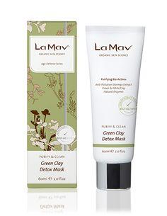 La Mav Green Clay Detox Mask