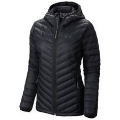 $200.00 Low-profile hooded jacket with an outstanding warmth-to-weight ratio. The  Micro Ratio Hooded Down Jacket is fortified with Q.Shield™ DOWN 650-fill insulation, which retains critical loft and warmth even when wet, so you stay balmy without the bulk. Despite its big-jacket warmth, this compressible wonder is designed so efficiently that it packs away into its own pocket.