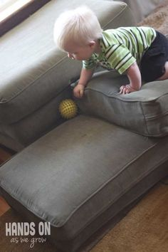 Make a simple obstacle course
