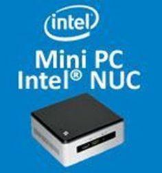 Intel NUC -laitteiden rautakomponenttien asennus