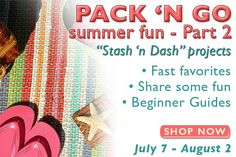 Pack 'N Go Summer Fun - Part 2