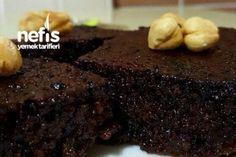 Yoğun Islak Kek (Brownie) – Nefis Yemek Tarifleri – Vegan yemek tarifleri – The Most Practical and Easy Recipes Cheesecake Cupcakes, Cheesecake Brownies, Brownie Cake, Köstliche Desserts, Delicious Desserts, Yummy Food, Cake Recipe Using Buttermilk, Brownie Recipes, Cake Recipes