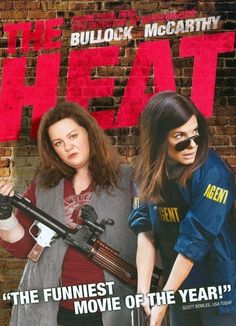 The Heat (2013) Funny Movies, Great Movies, Melissa Mccarthy Movies, Will Ferrell Wedding Crashers, I Am David, Buddy Movie, Be With You Movie, Family Movie Night