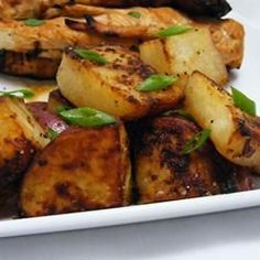 Potato recipe that turns out SO good each time. . . PIN