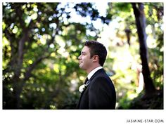 The First Look : Groom's Perspective - Jasmine Star Photography Blog