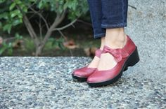 Alegria Ella Bordeaux - on closeout for $69! | Alegria Shoe Shop #AlegriaShoes #Closeout