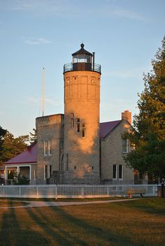 Old Mackinaw, Mackinaw City, Michigan