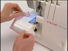 Singer Commercial Grade 14CG754 ProFinish 432 Thread FREEARM Overlock SERGER RollHem DiffFeed ColorCode 1300SPM 25YrWnty