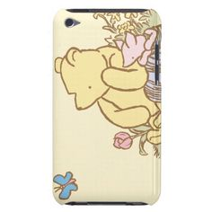 Classic Winnie the Pooh and Piglet 1 iPod Touch Cover