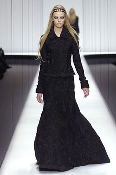 Rochas Fall 2006 Ready-to-Wear Collection Slideshow on Style.com