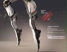義手義足の進化がすごすぎて2024パラリンピックはサイボーグによる大会になりそうな予感!ハガレンや攻殻機動隊を想起するレベル - Togetterまとめ